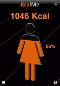 Application KcalMe : ne pas grossir ou maigrir devient un jeu !