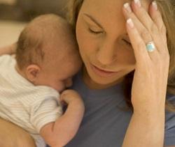 Après accouchement : comment éviter le stress ?