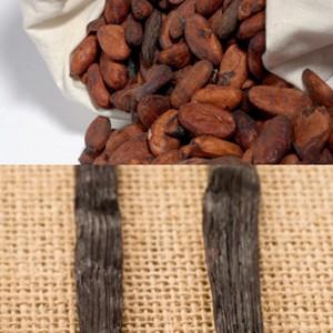 Votre Bougie Sensuelle Chocolat-Vanille