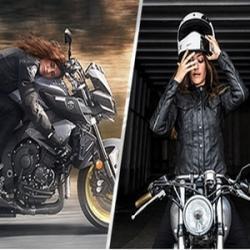 La moto et les femmes, toute une histoire…