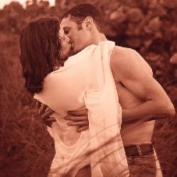 Pourquoi l'embrassez-vous, au juste ?