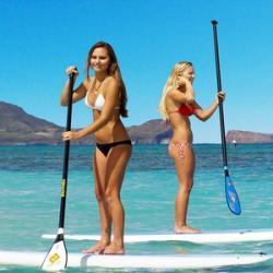 Le Stand Up Paddle, le sport à tester absolument cet été !
