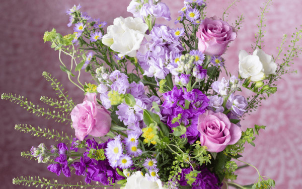 Offrez des fleurs fraîches et de saison